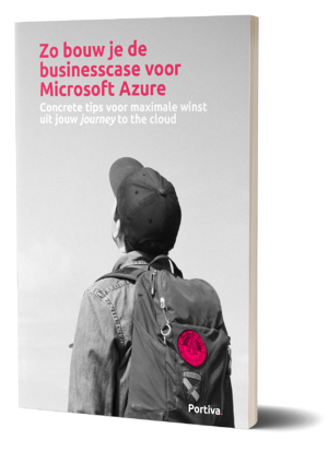 Whitepaper mock-up - zo bouw je de businesscase voor Microsoft Azure